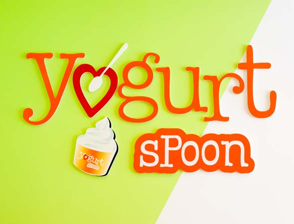 Yogurt Spoon