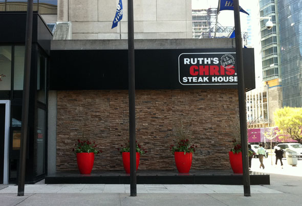 ruths chris toronto