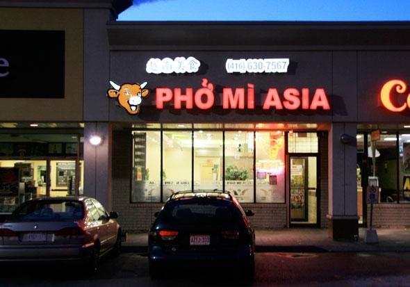 Pho Mi Asia