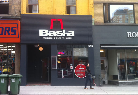 Basha Toronto