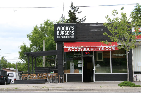 Woody's Burgers Toronto