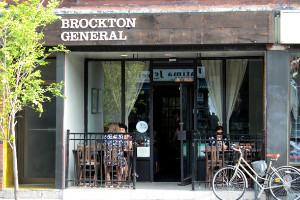Brockton General