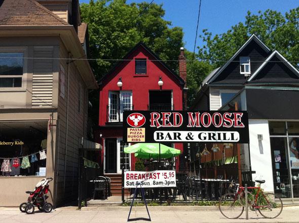 Red Moose Toronto