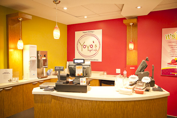 yoyos yogurt