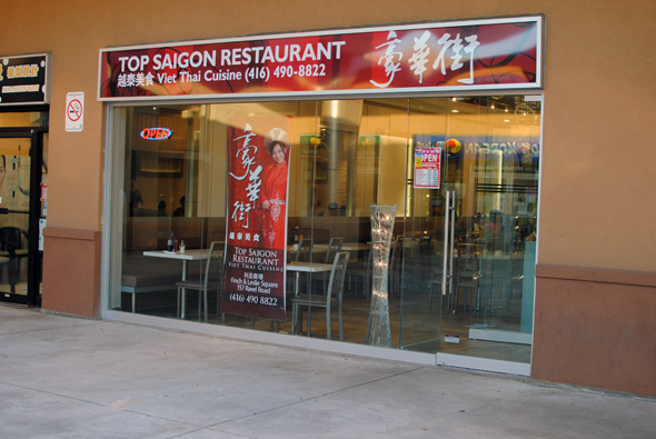Top Saigon Restaurant