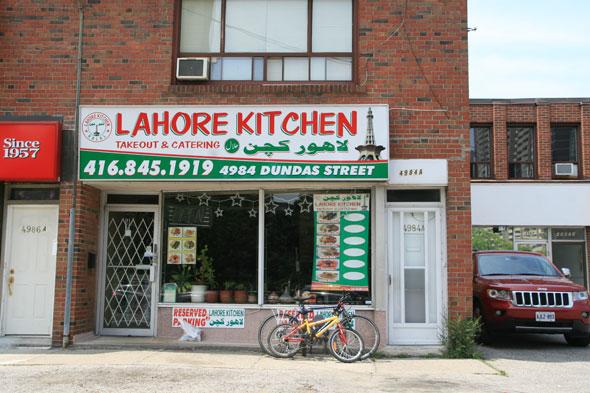 Lahore kitchen