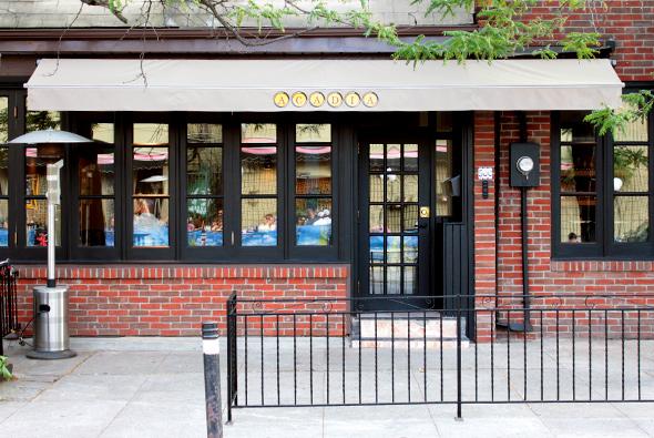 Acadia Restaurant Toronto