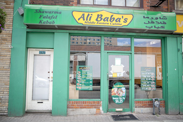 Ali baba 39 s weston road for Ali baba mid eastern cuisine