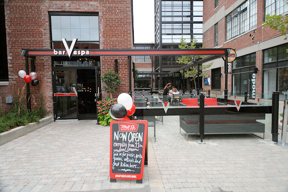 Bar Vespa Toronto