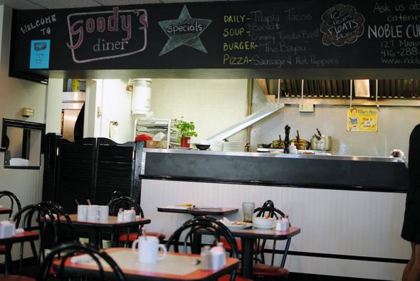 goodys diner