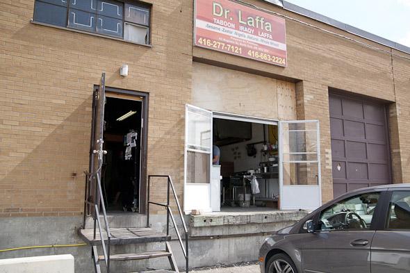 Dr Laffa Toronto