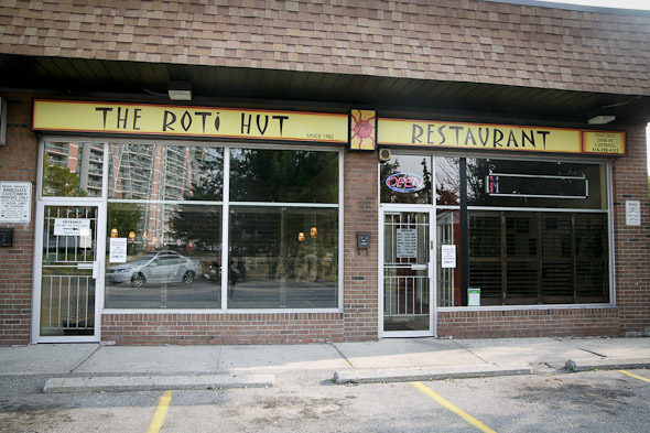 The Roti Hut Toronto