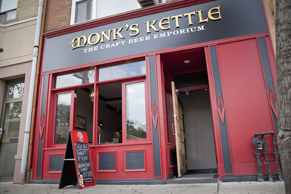 The Monks Kettle