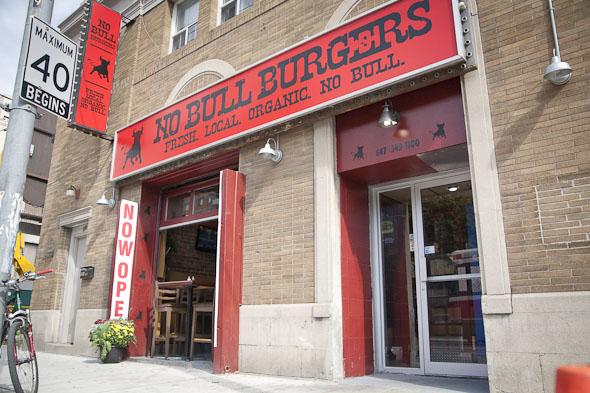 No Bull Burgers