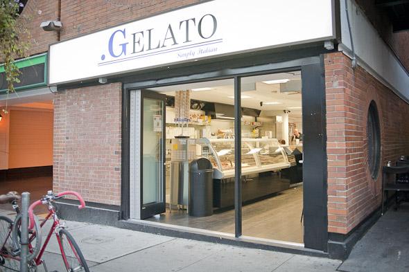 Gelato Simply Italian