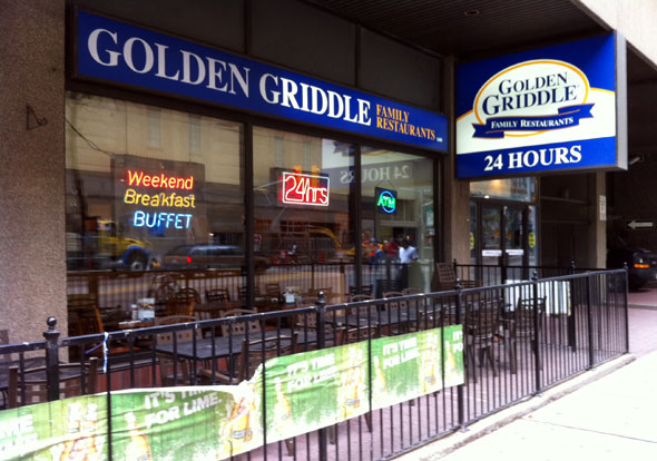 Golden Griddle 24 Hrs Toronto