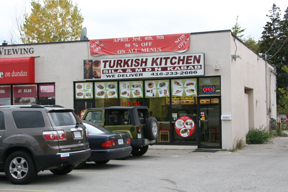 Turkish Kitchen Toronto