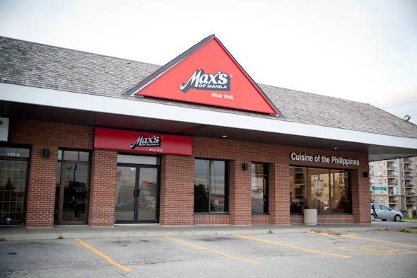 Max's Restaurant Toronto