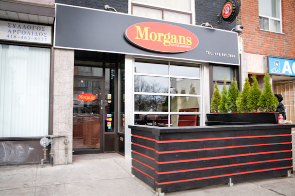 Morgans on the Danforth