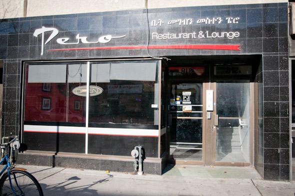 Pero Restaurant Toronto