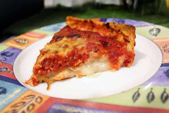 Parlour Deep Dish Pizza