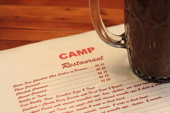 Camp Restaurant