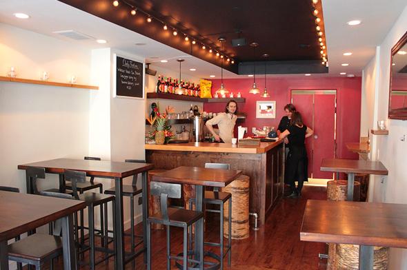Hawker Bar