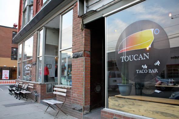 Toucan Taco Bar