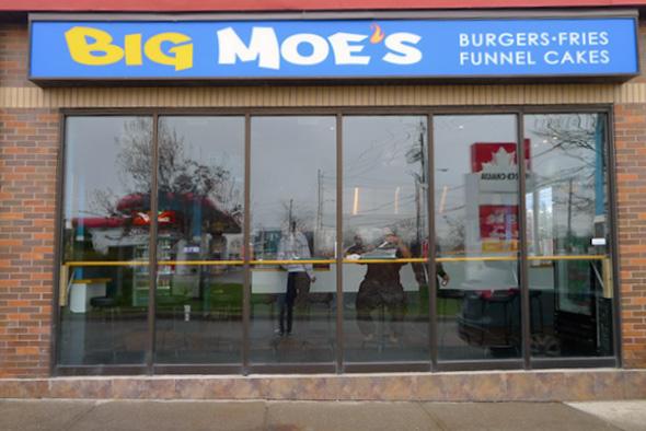 Big Moes Burgers