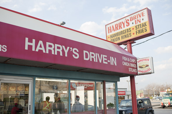 Harrys Drive In