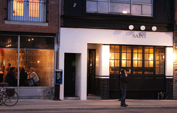 The Saint Restaurant Toronto