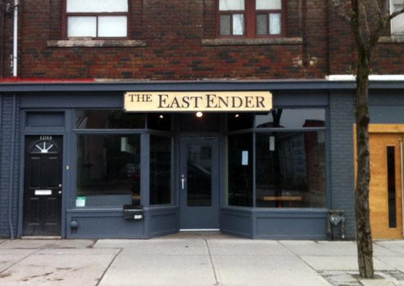 East Ender Toronto