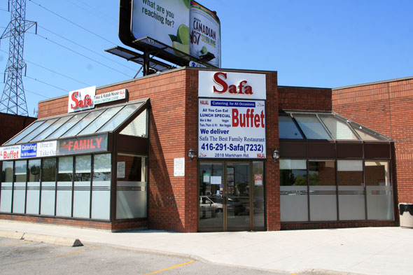 Safa Tikka and Kabab House