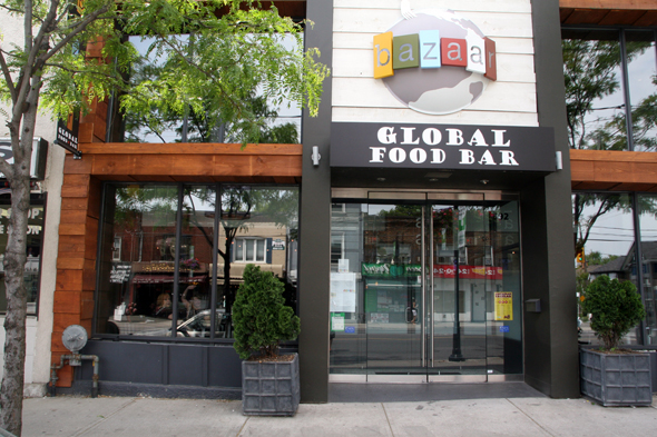 Bazaar Global Food Bar