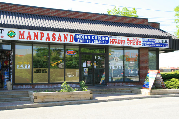 Manpasand Indian Cuisine