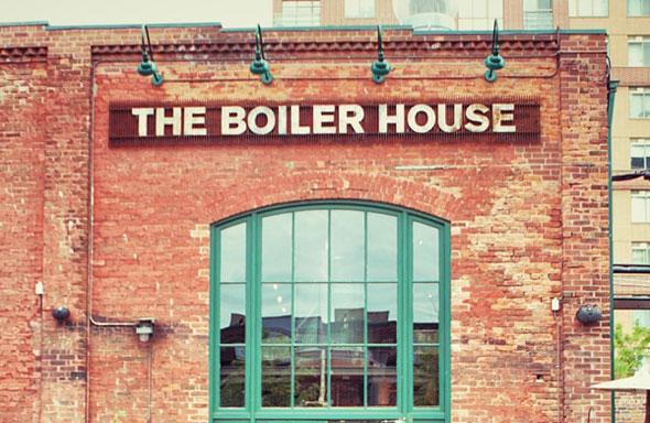 boiler house toronto