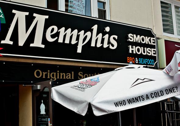 memphis smoke house toronto