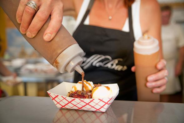 waffle bar toronto