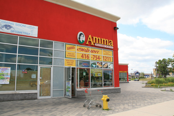 Amma take-out and catering Toronto