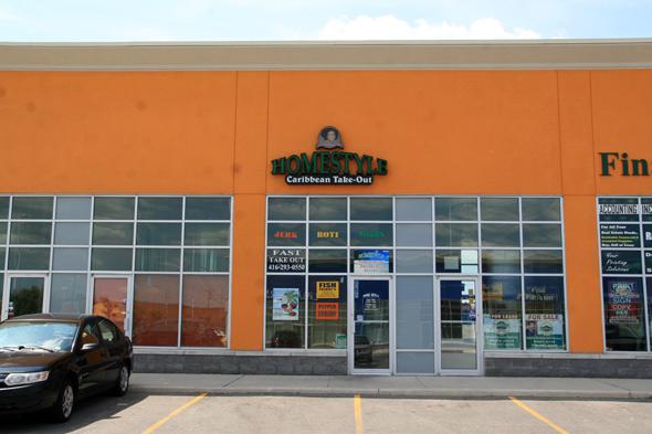 Homestyle Caribbean Toronto