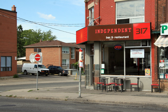 The Independent Oakwood toronto