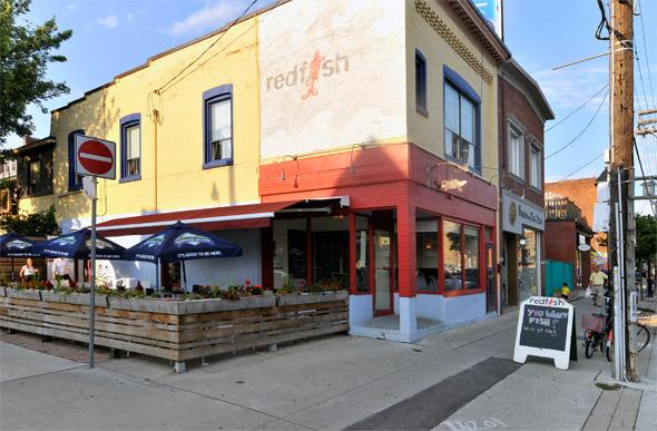 Red Fish Toronto