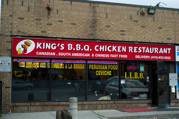 Kings BBQ Toronto