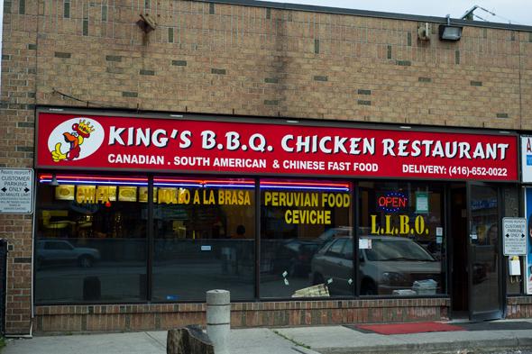Kings BBQ Toronto