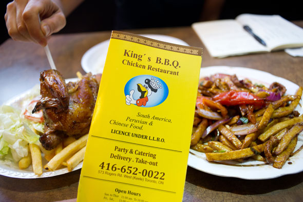 Kings BBQ Chicken