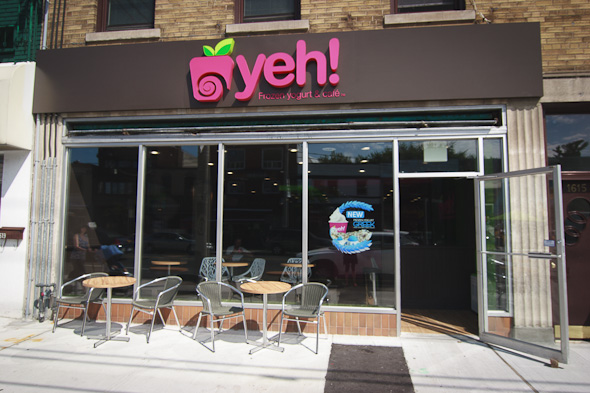 yeh frozen yogurt toronto