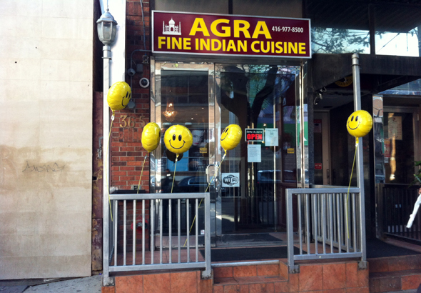 Agra Fine Indian Cuisine