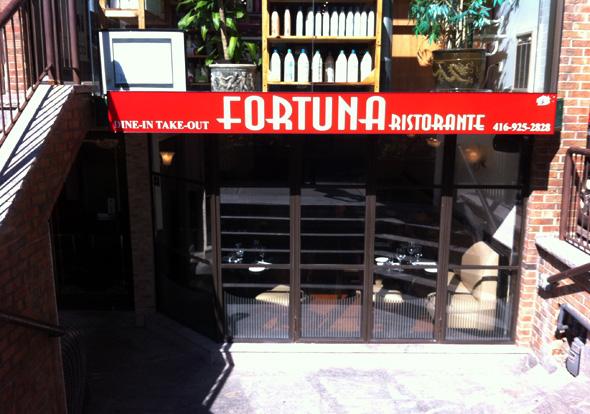 Fortuna Ristorante