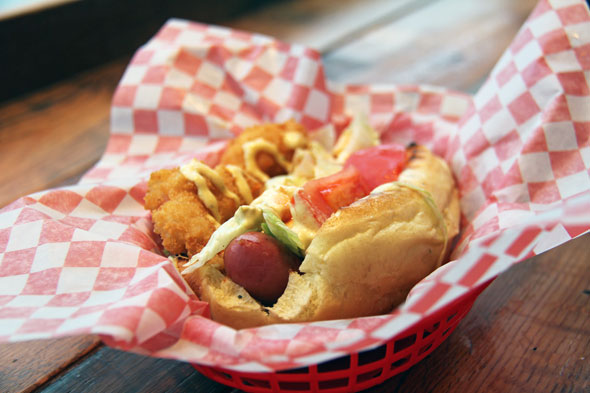 toronto gourmet hot dogs