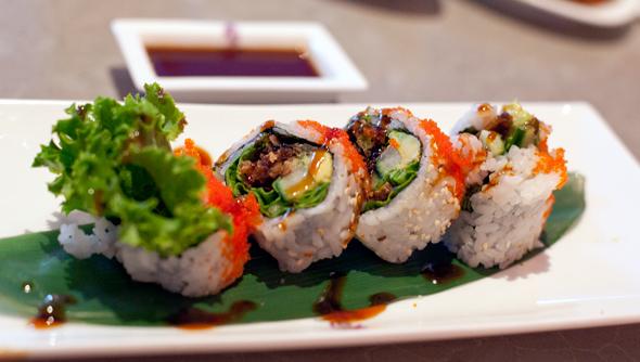 spring sushi toronto